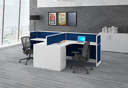 office workstation, office desk
