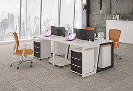 office desk, office workstation