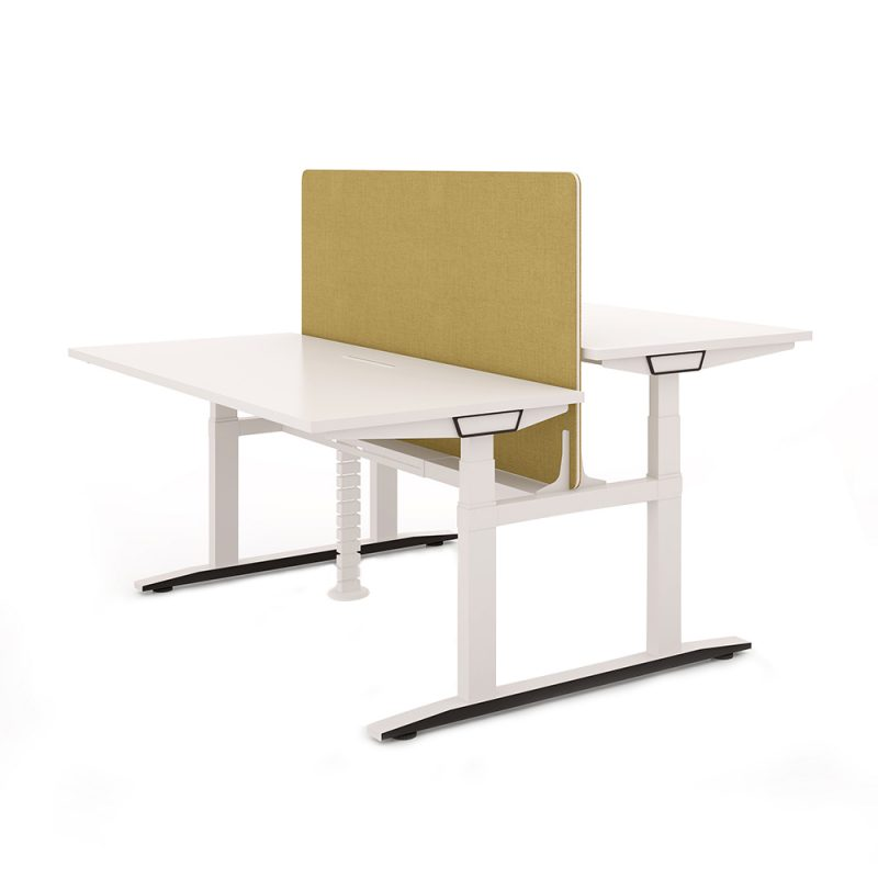Workstation Electric height adjustable desk