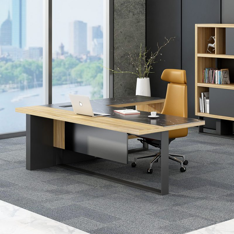 Modern Office Desk Office Furniture Boss Ceo Manager Office