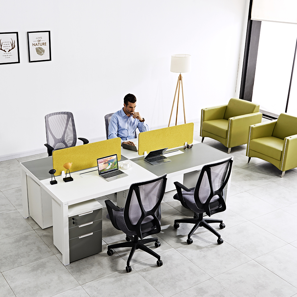 Office Workstation Office Table Office Furniture Customized People Seat