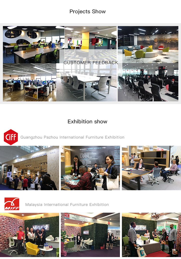 Office Furniture Projects and Exhibition Show