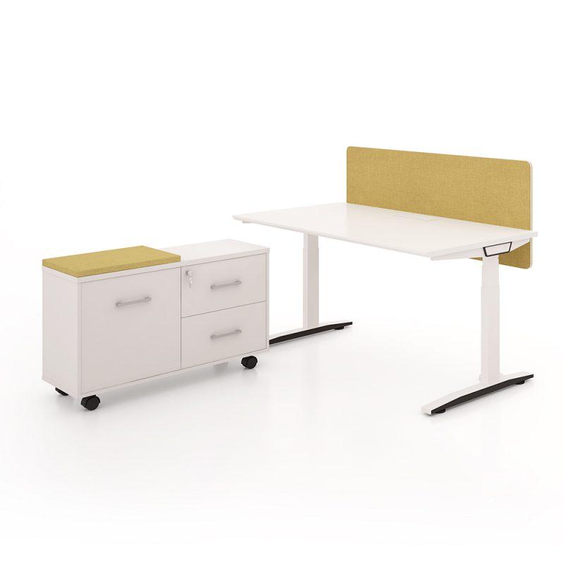 Table réglable en hauteur électrique