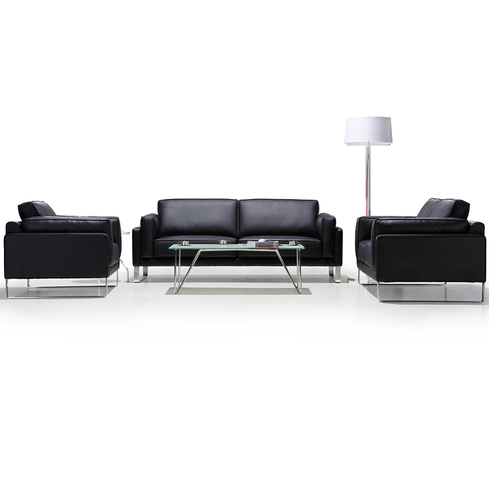 Office Sofa Modern - Unique Modern Design Comfortable Leather Sofa