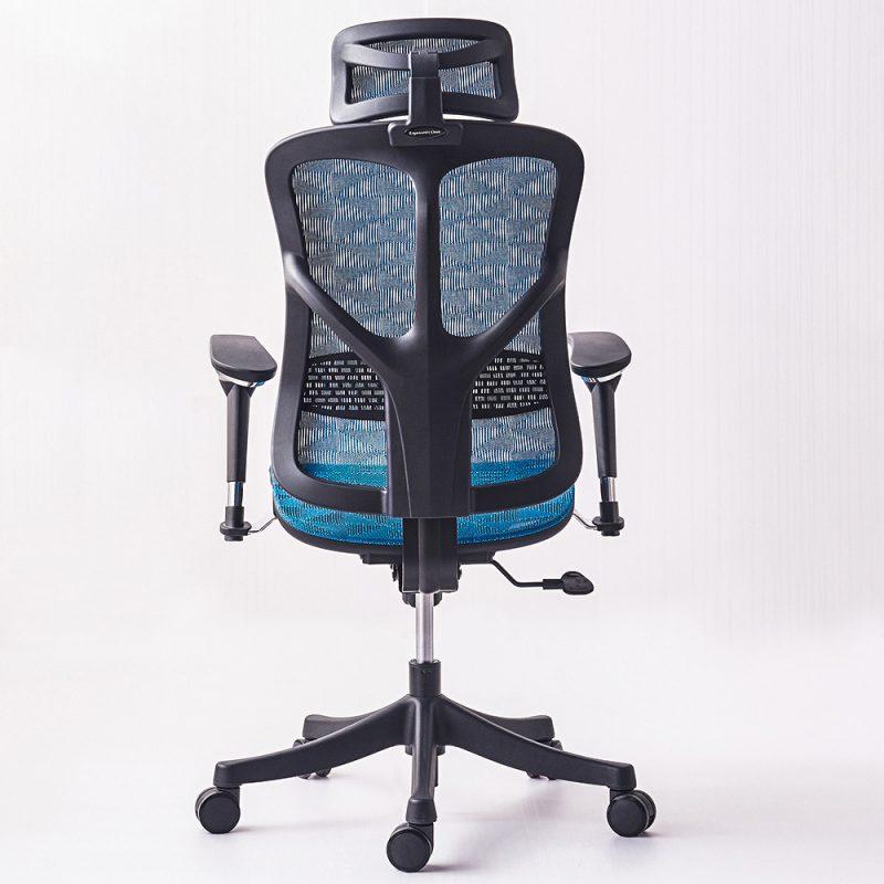 Регулируемое сетчатое кресло руководителя
