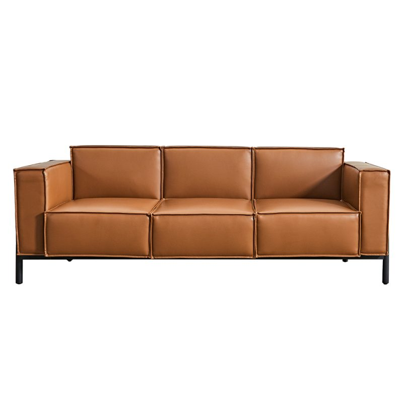 Modern Office Leather Sofa