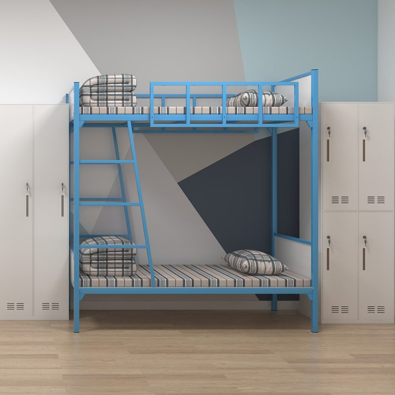 Metal Steel Double Bunk Bed