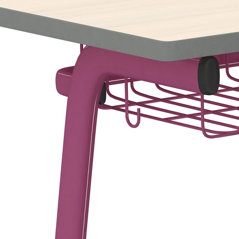 School Student Desk And Chair