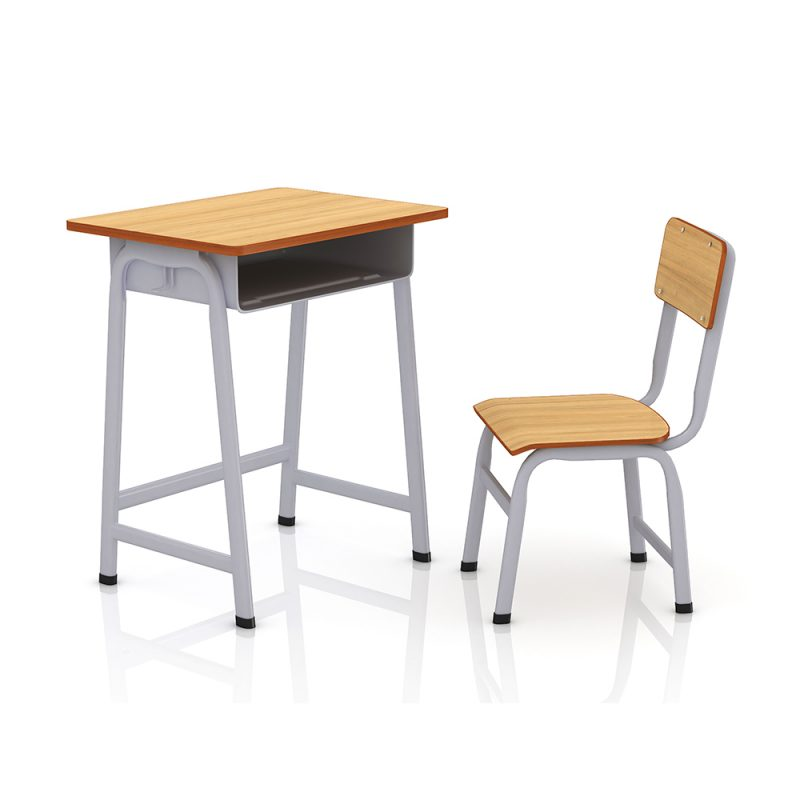 Student Table Chair High School Furniture