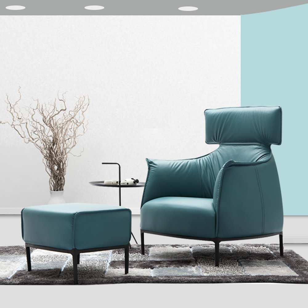 Leather Office Sofa Set Unique Modern