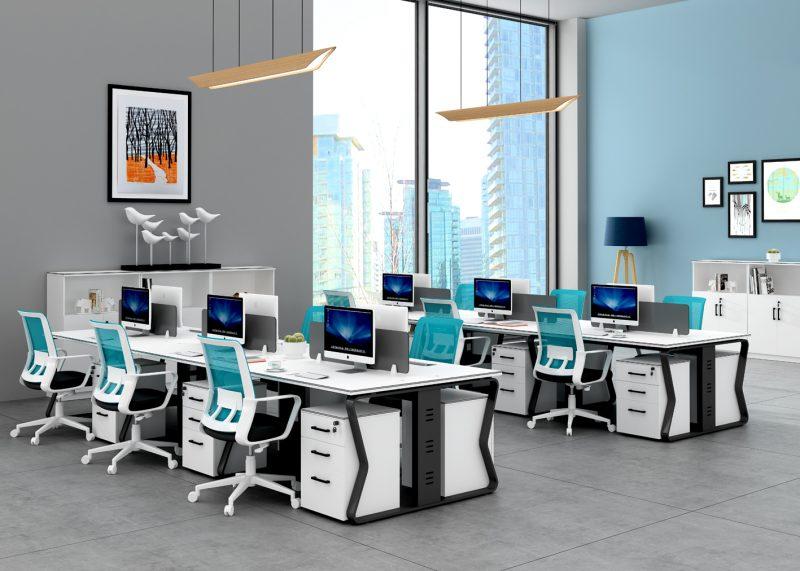 Офисный компьютерный стол Рабочая станция