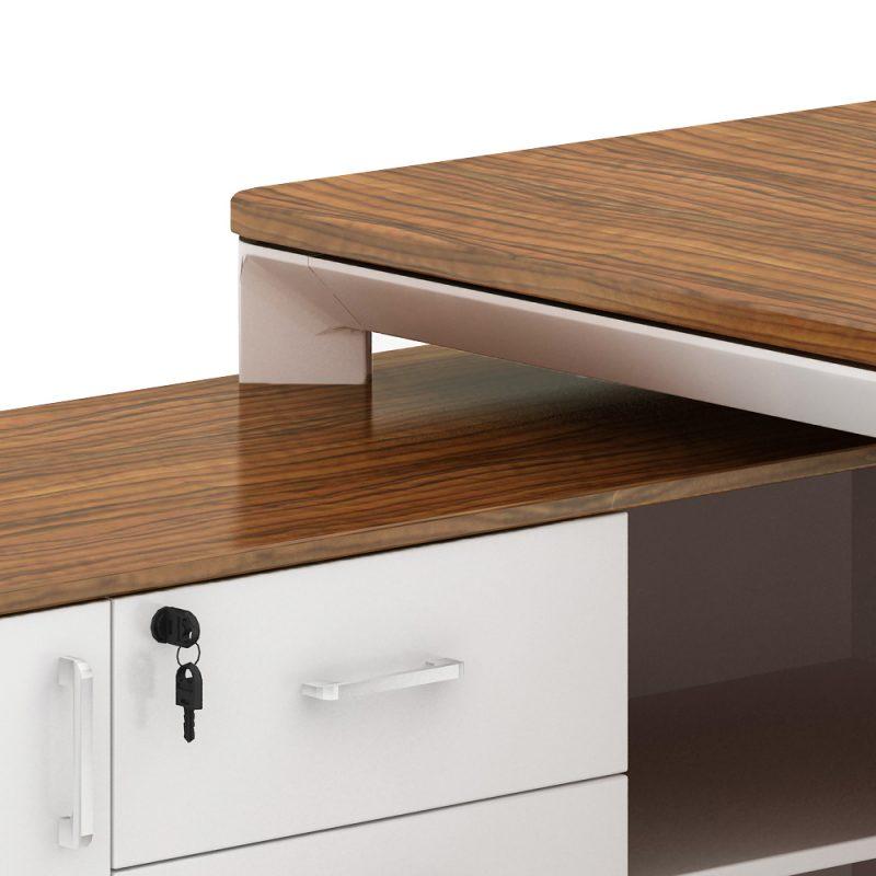 שולחן מנהלים ריהוט משרדי מודרני