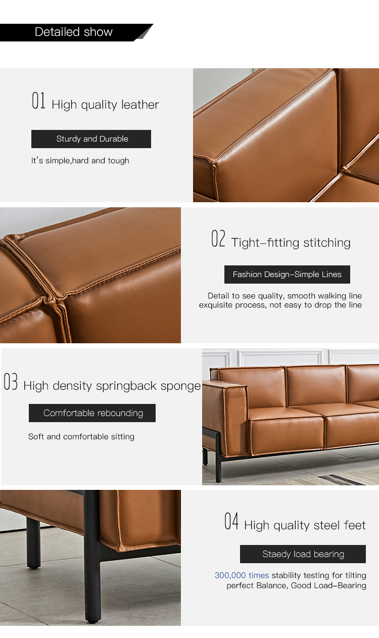Groovy Modern Office Leather Sofa Modern Design Comfortable Bralicious Painted Fabric Chair Ideas Braliciousco