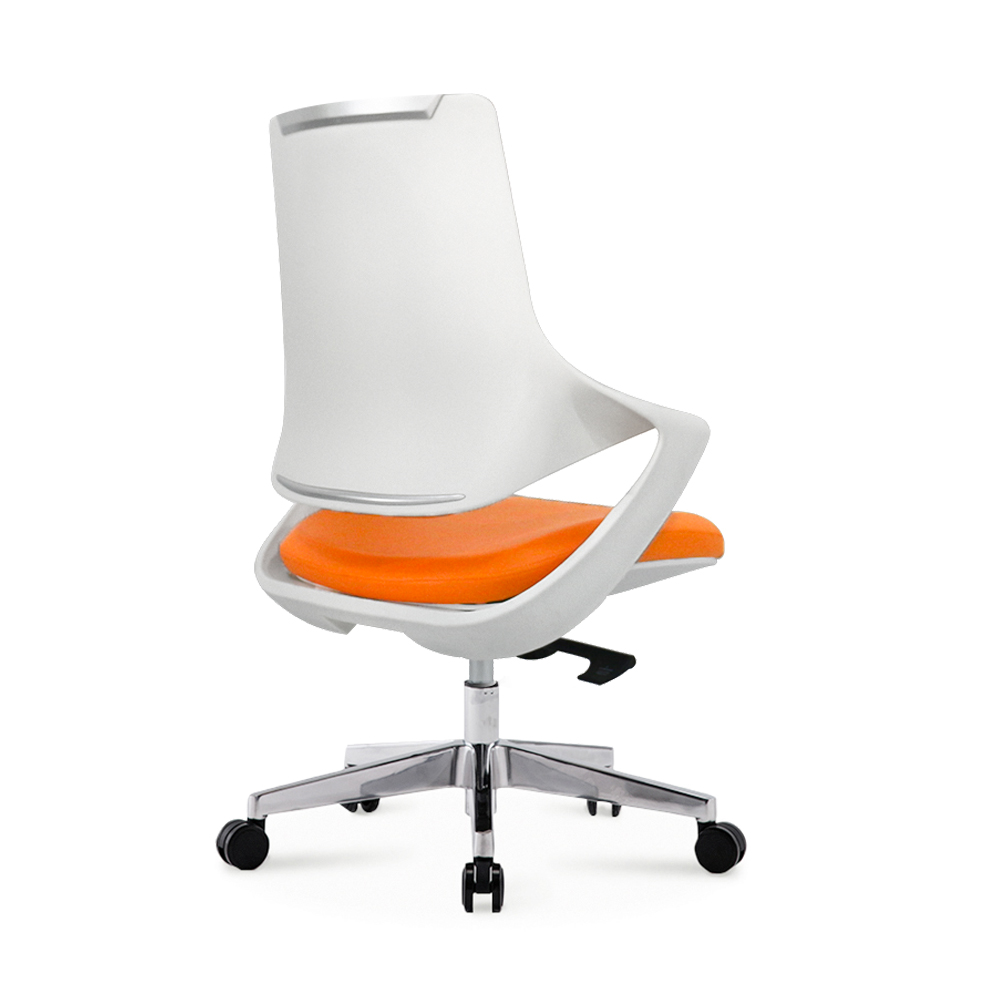 Modern Office Chair Leather- High-Back Pu Leather Executive Office
