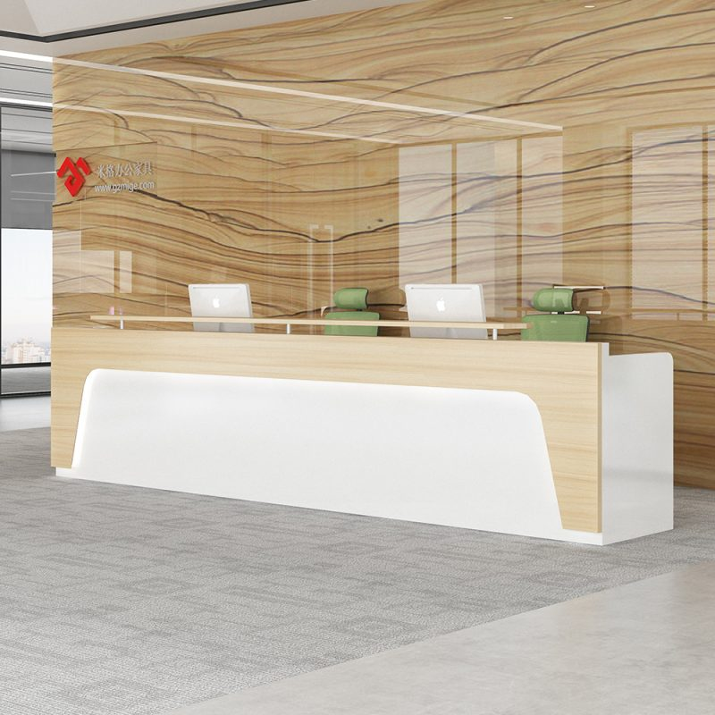 Reception Counter Front Desk