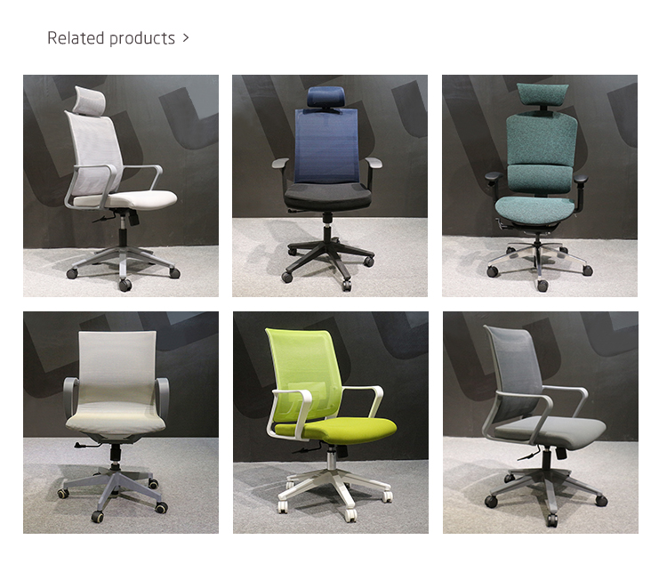 Executive Mesh Office Chair