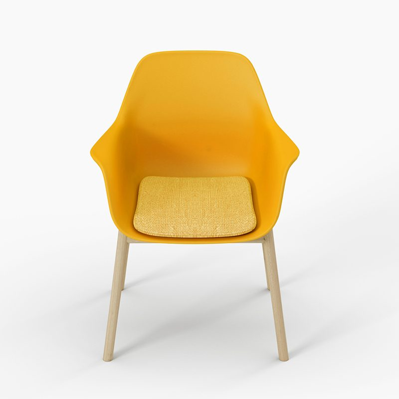 Пластиковый стул для отдыха