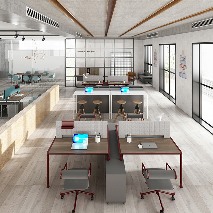 Office Furniture Office Desk Workstation