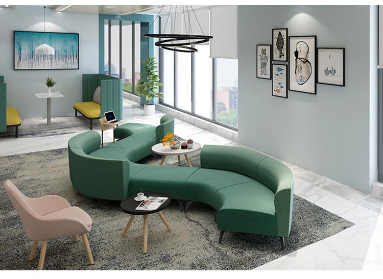 ספה מבד מודרני