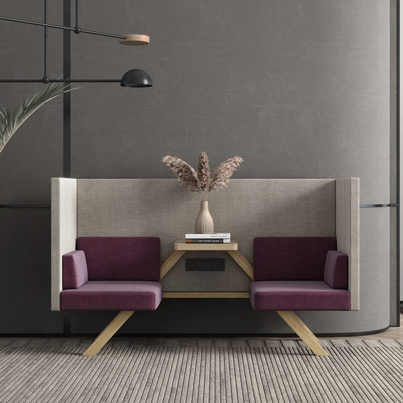 Fabric Sofa For Office