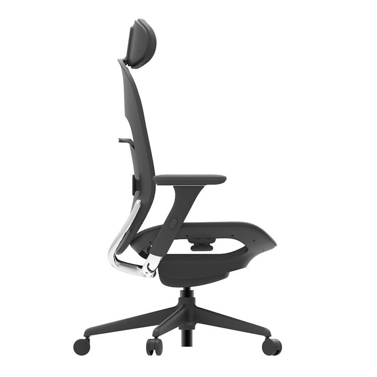 כיסא משרדי רשת גב גב