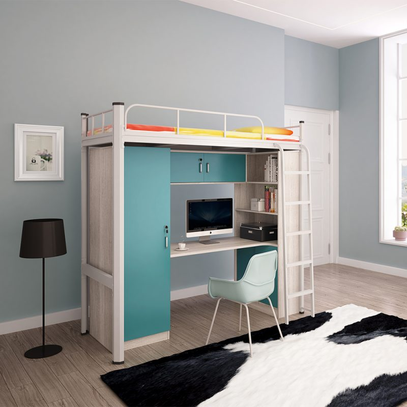 School Home Dormitory Bunk Bed