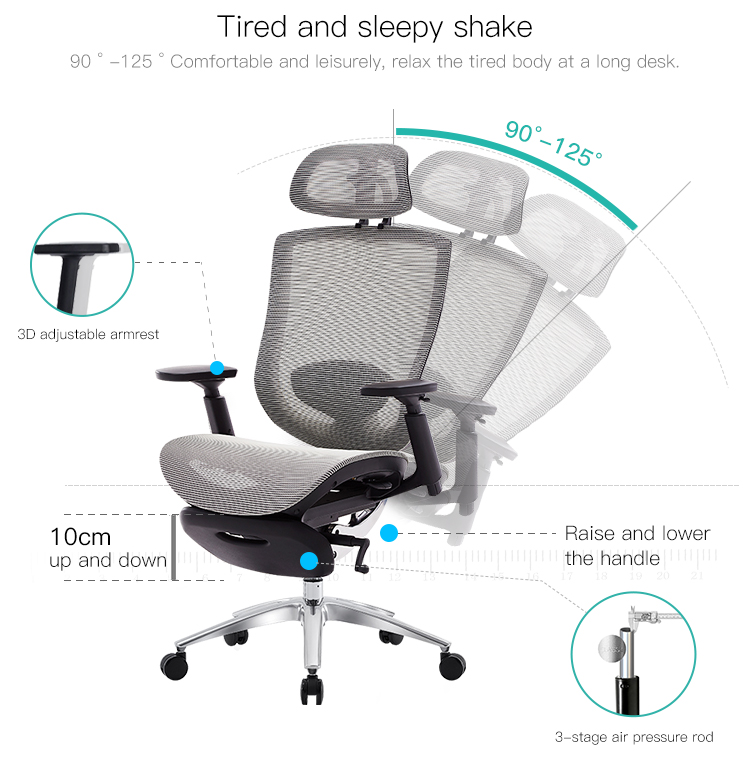 Staff High Back Office Chair