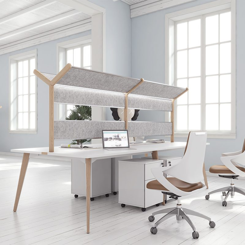 תחנת עבודה במשרד
