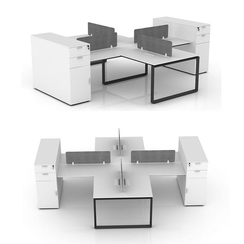 Modern Office Cubicles WARNOCK-ZYY-002