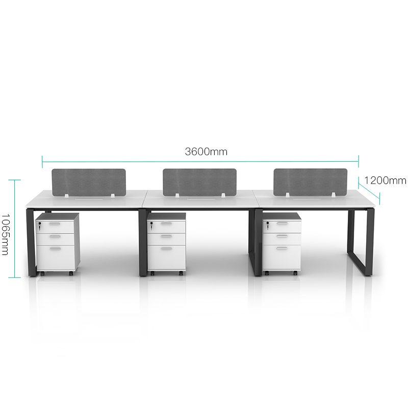 Customized Metal Workstation WARNOCK-ZYY-003