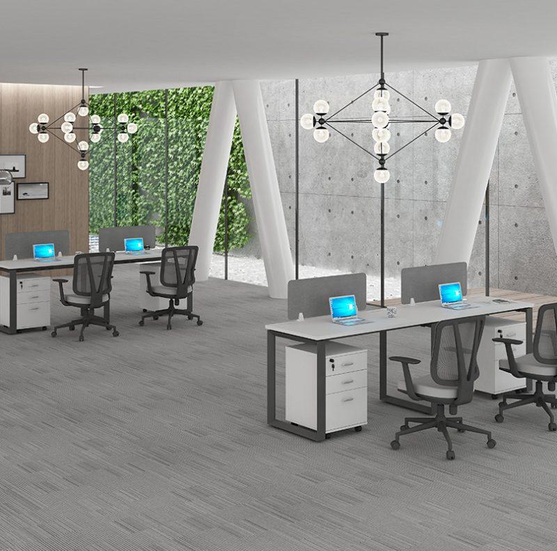 Модульная офисная мебель Рабочий стол WARNOCK-ZYY-003