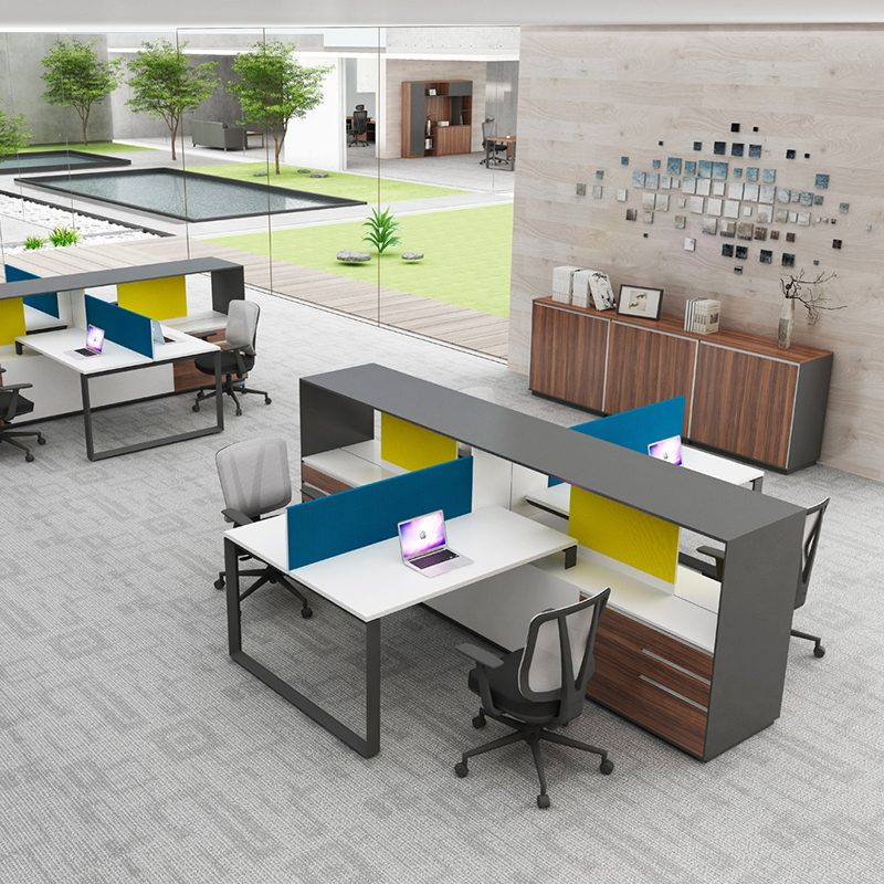 Hot Selling Office Cubicles WARNOCK-ZYY-006